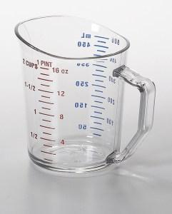 Measuring Cup - Cambro Blog