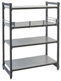 Elements Series Three-Quarter Shelf Rail