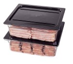 camwear food pans black flat cover
