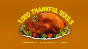 1000 Thankful Souls Graphic