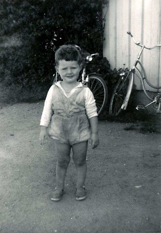 Stefan Quinthn 3 år