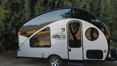 Photo of Teardrop Camper Trailer Full Walk-Through – Alto Safari Condo