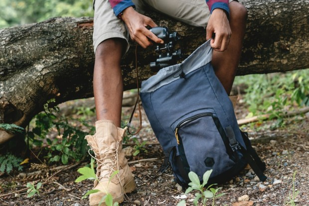 hiking for beginners - packing your backpack