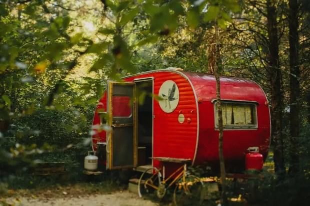 camper trailer rentals in Tennessee