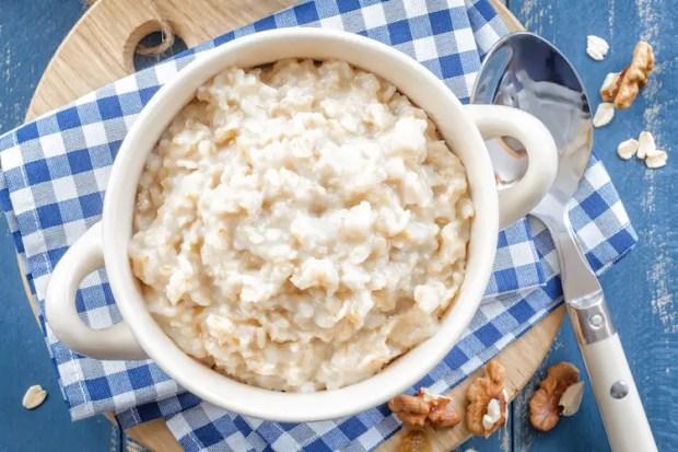 oatmeal vegan camping recipe