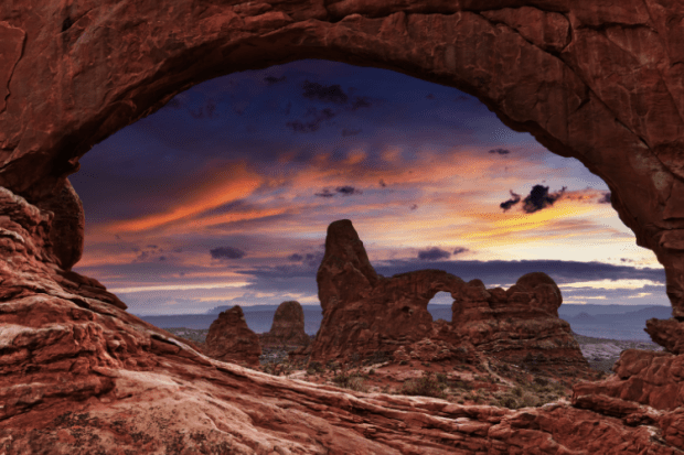 Arches National Park - Printable List of National Parks