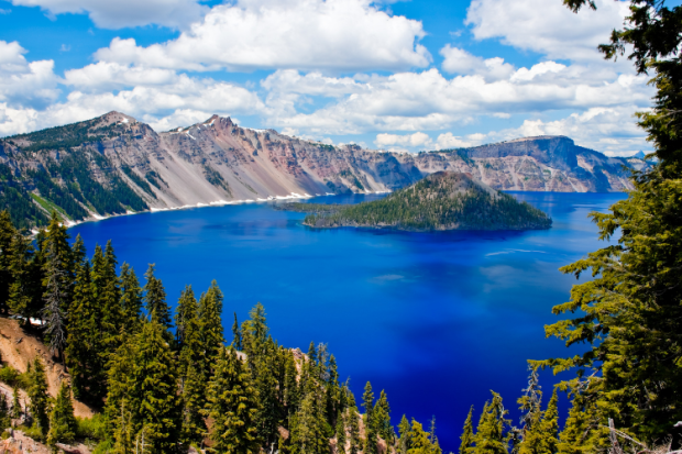what is a walk up campsite - crater lake camping