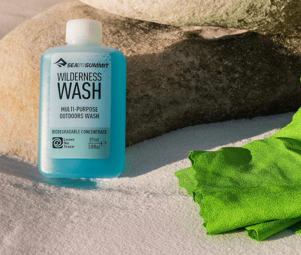 camping shower - wilderness wash