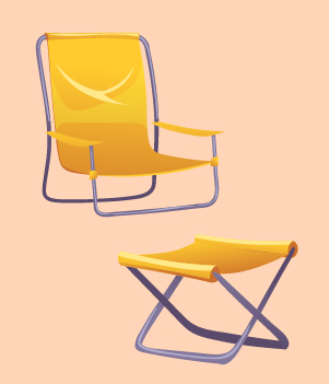 10 Camping Chair