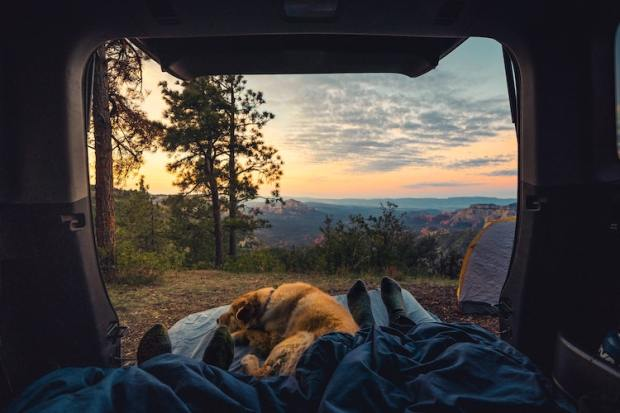 how to plan a camping trip - car camping