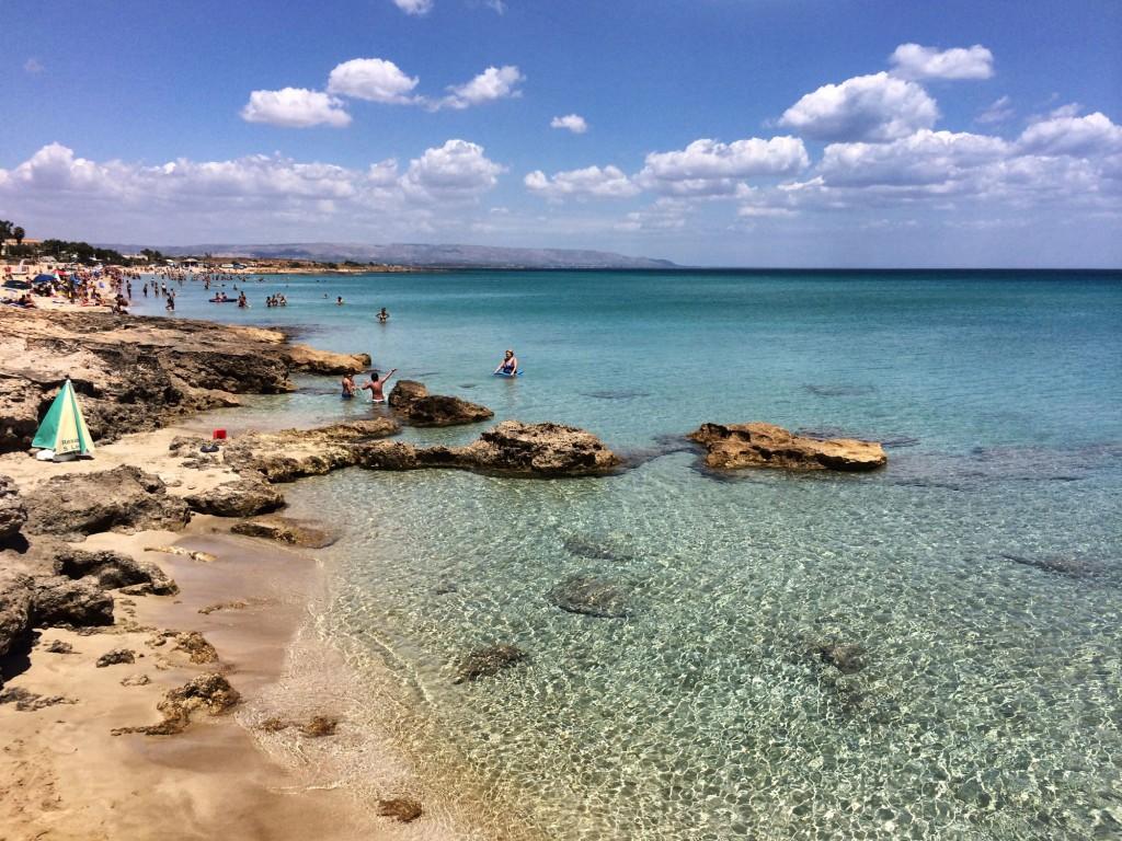 spiaggia san lorenzo