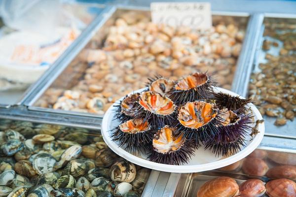 Prodotti tipici siciliani pesce
