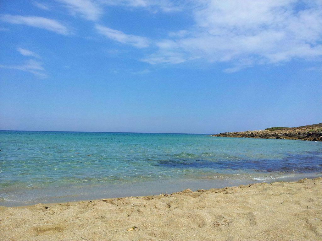 La spiaggia di Marianelli