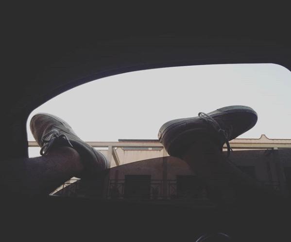 viaggio in macchina