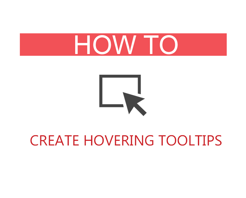 create hovering tooltips