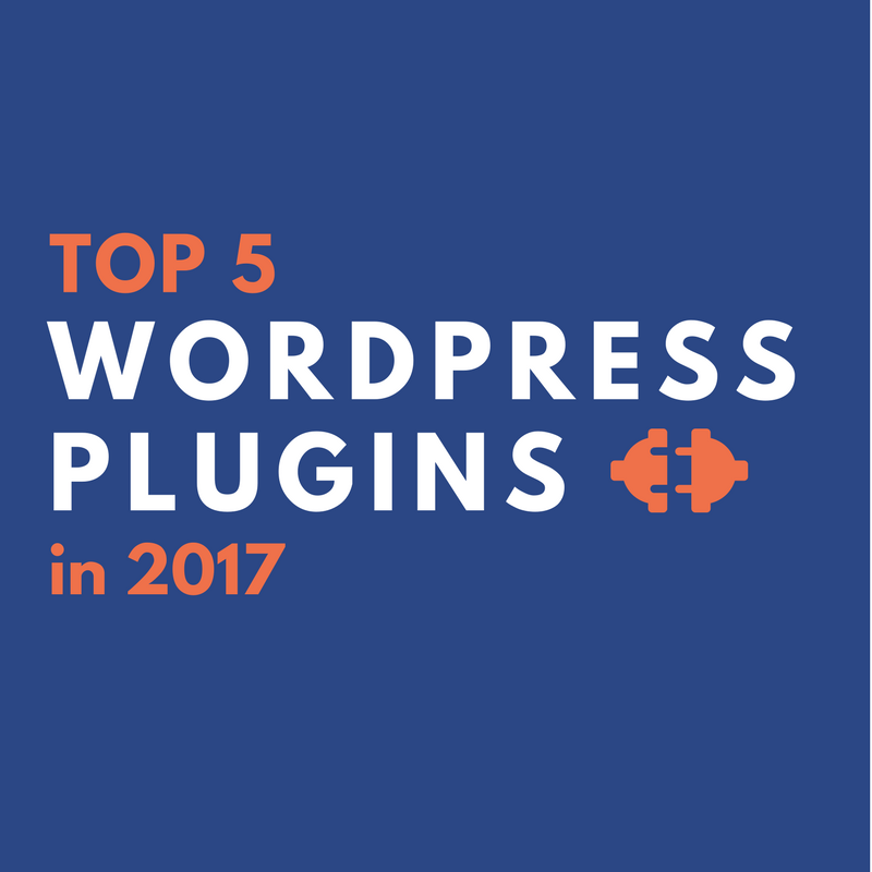 top 5 wordpress plug ins canadian web hosting servers