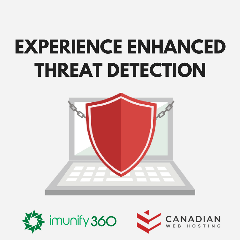 immunify360, cloudlinux, enhanced threat detection, security, malware, protection, canadian web hosting