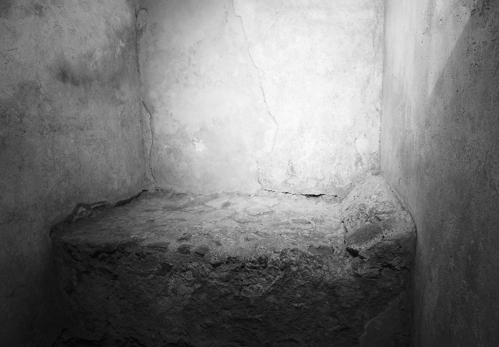 REDEMPTION, An Excavated Brothel House, Pompeii, Italy- Doug Friesen Photography