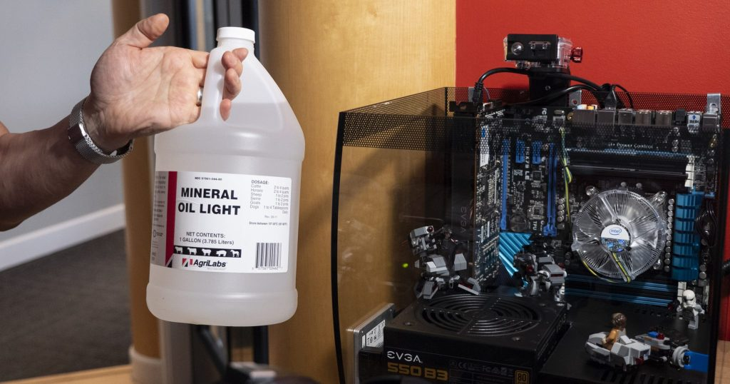 mineral oil PC