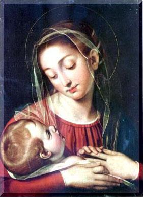 Resultado de imagem para imagem da Mãe da Divina Providência
