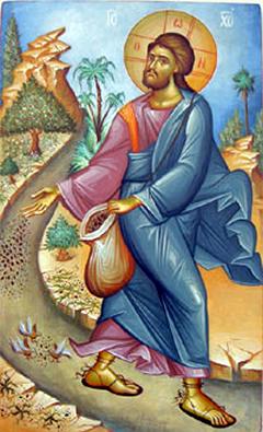 Resultado de imagem para imagem do semeador - em site católico