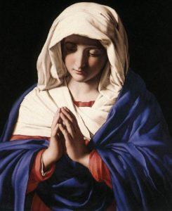 A consagração a Maria e o desapego do espírito do mundo