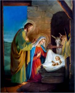 Saiba mais sobre a dependência e a submissão Jesus Cristo a Virgem Maria no tempo e na eternidade.
