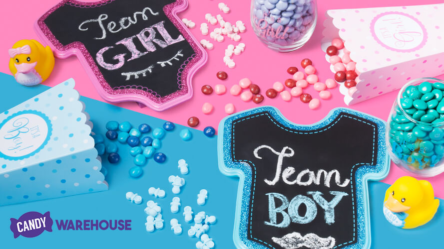Top 9 Unique Gender Reveal Party Ideas Candywarehouse Blog