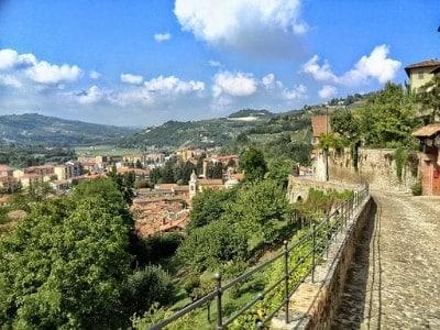visitare le Langhe città di Canelli