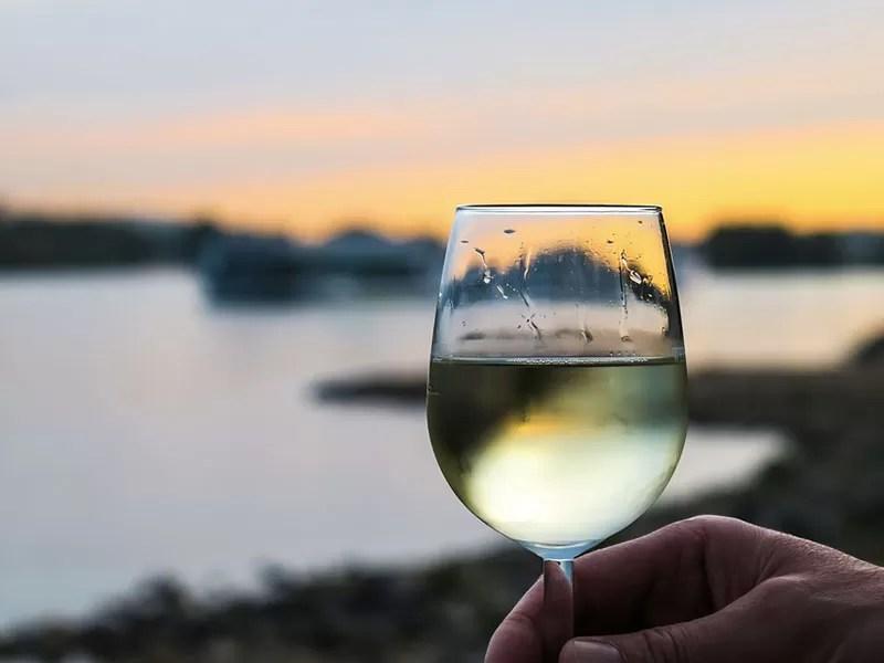 lacrime vino bianco