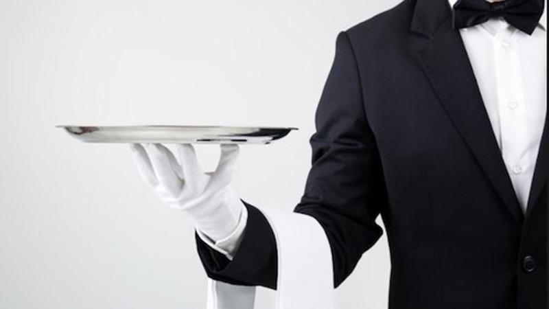 servizio cameriere