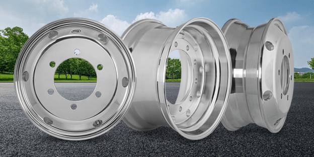 Rodas de alumínio para caminhão: leveza e beleza