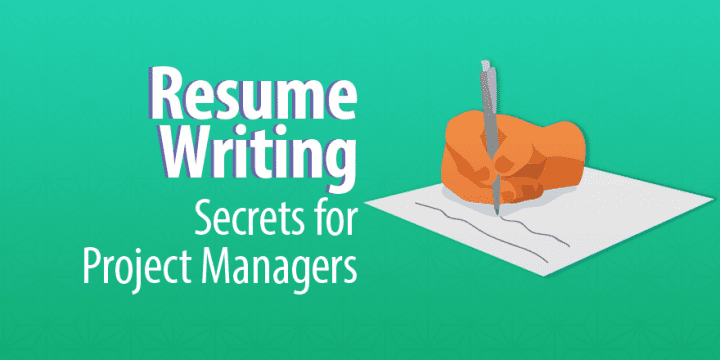 5 Resume Writing Secrets for Project Managers   Capterra Blog resume writing secrets for PM