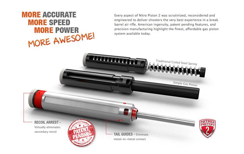 carabine air comprimé