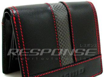 Nismo carbon fiber wallet