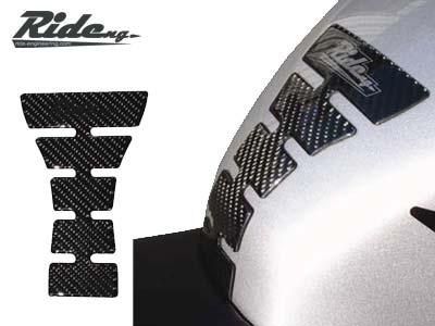 Ride Engineering carbon fiber tank protector