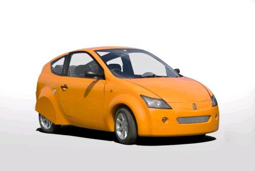 Axon 100mpg car