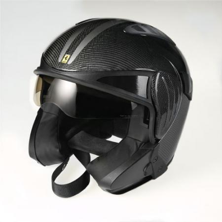 Schuberth Ferrari F430 Scuderia carbon fiber helmet