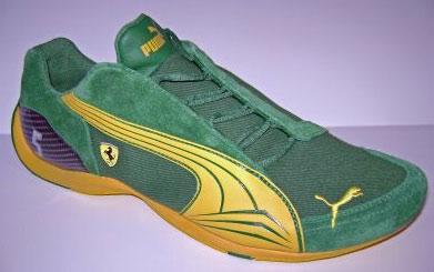 Puma Trionfo Series Carbon Fiber Shoes