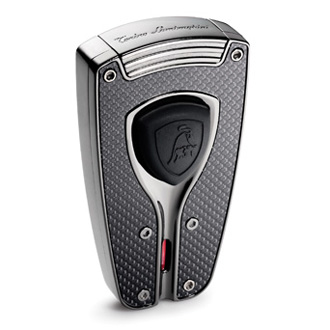 Tonino Lamborghini Forza carbon fiber lighter