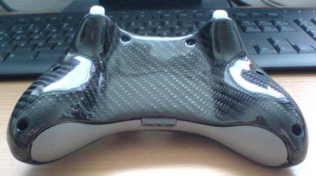 Carbon fiber Xbox 360 controller