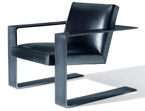 Ralph Lauren RL CF1 Carbon Fiber Chair