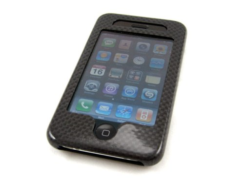 DRO Concepts full carbon fiber iPhone 3G case