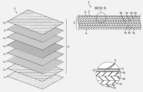 Apple's carbon fiber process patent