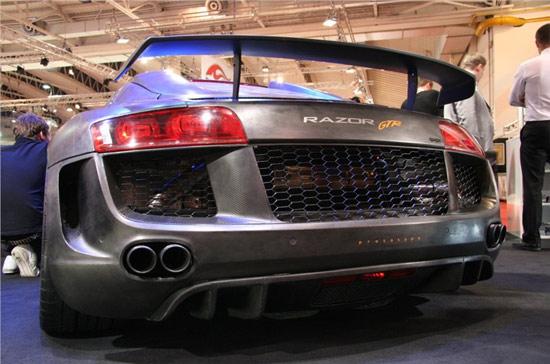 PPI Razor GTR Audi R8 rear