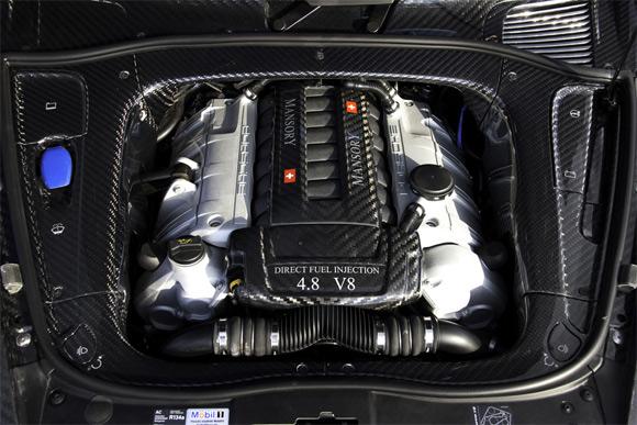 Mansory Chopster Porsche Cayenne Turbo S
