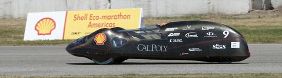 Figure 1: Cal Poly Prototype Vehicle