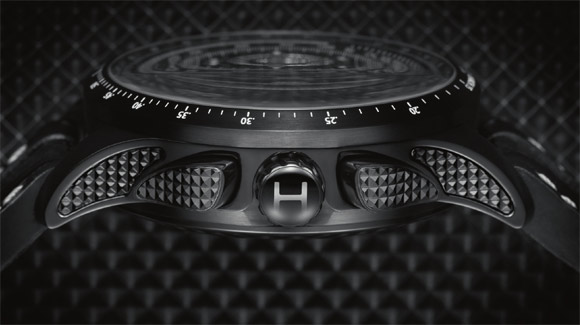 Hamilton X-Mach watch