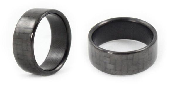 Original all carbon fiber ring