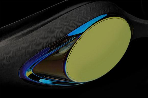 Carbon fiber goggles